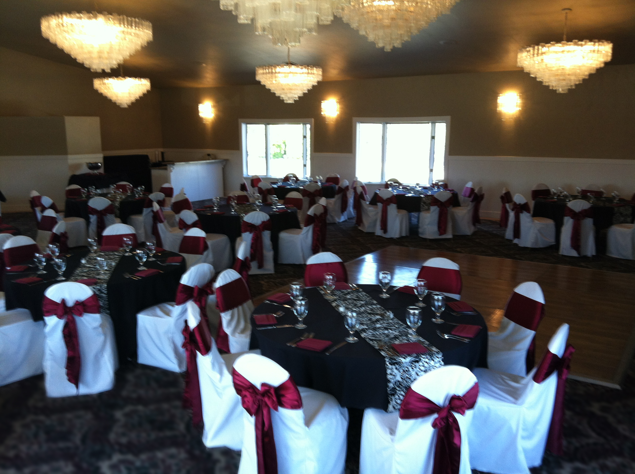 weddings at eagle golf course